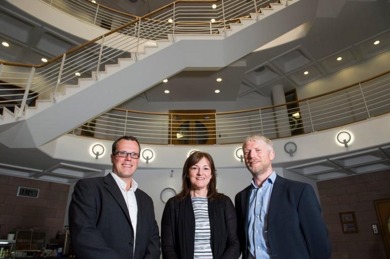 Corporate Team Photo Glasgow