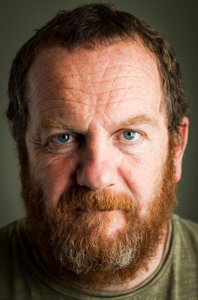 Glasgow Actors Headshots for Spotlight