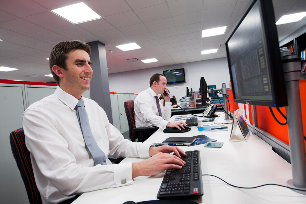 Corporate Financial Services Team Glasgow