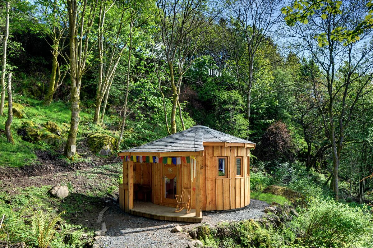 Summer House near Glasgow