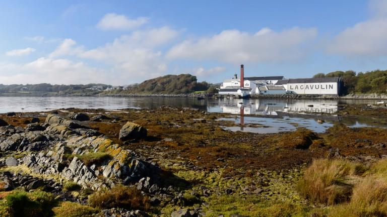 Location Photography of Lagavulin Distillery Islay-14
