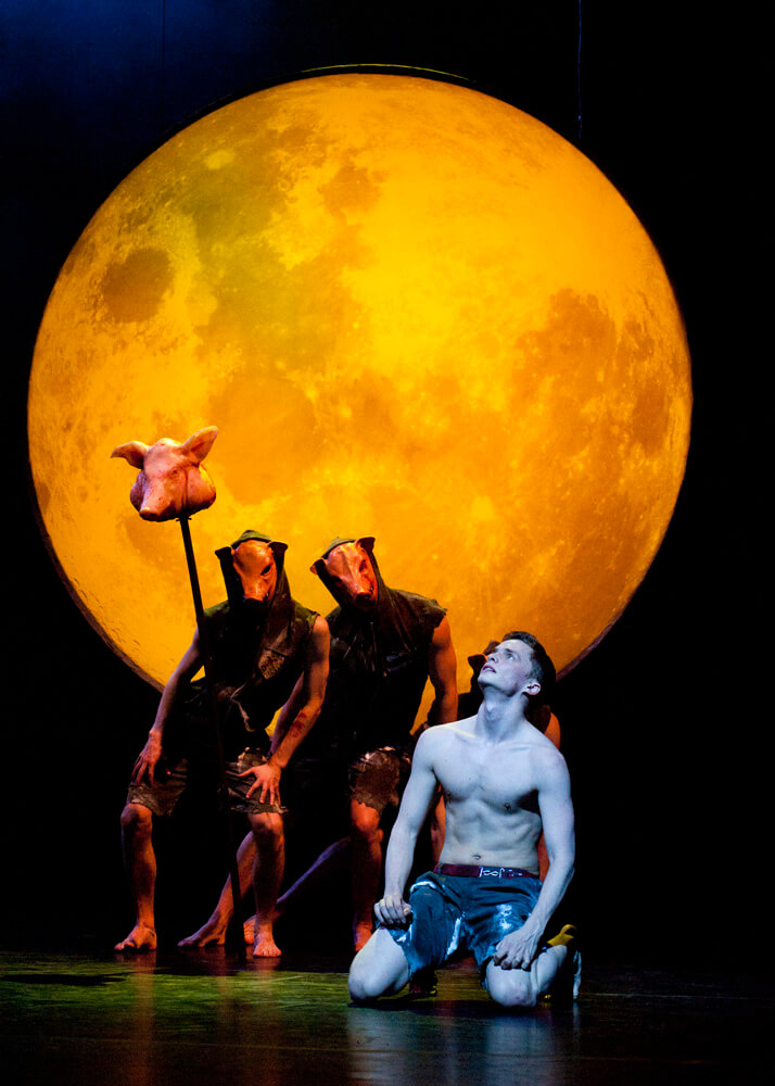 Lord of the Flies Matthew Bourne