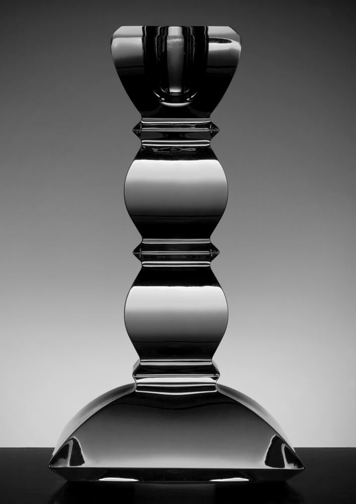 Glass Product Photography for Brochure