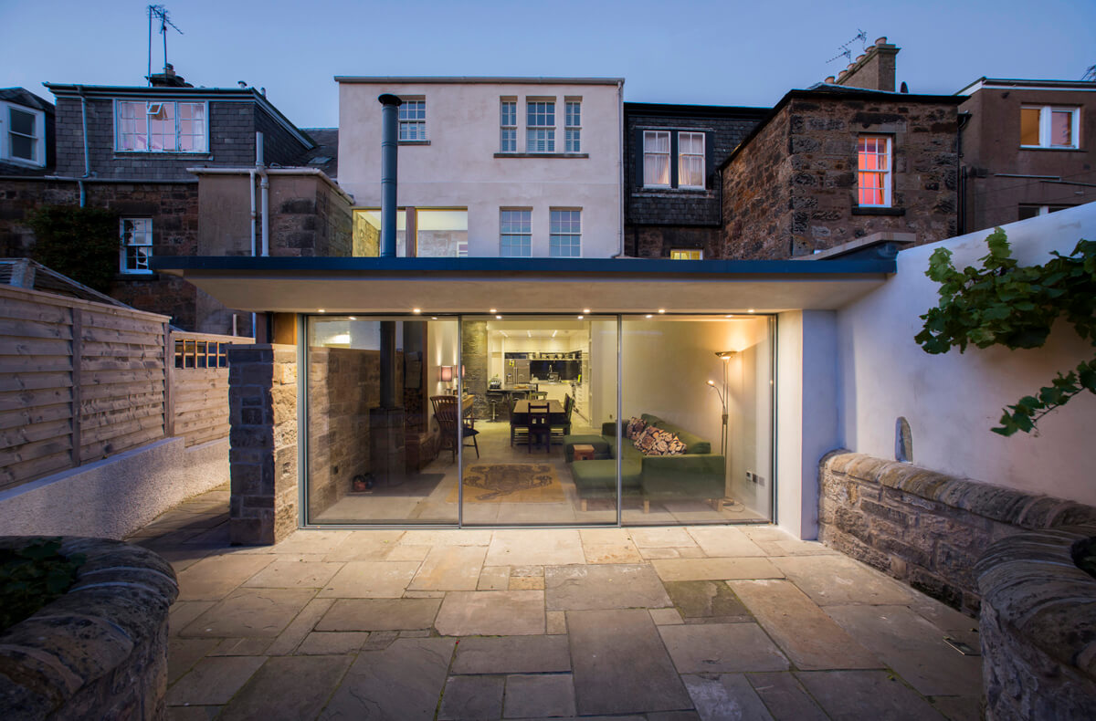 House extension in St Andrews
