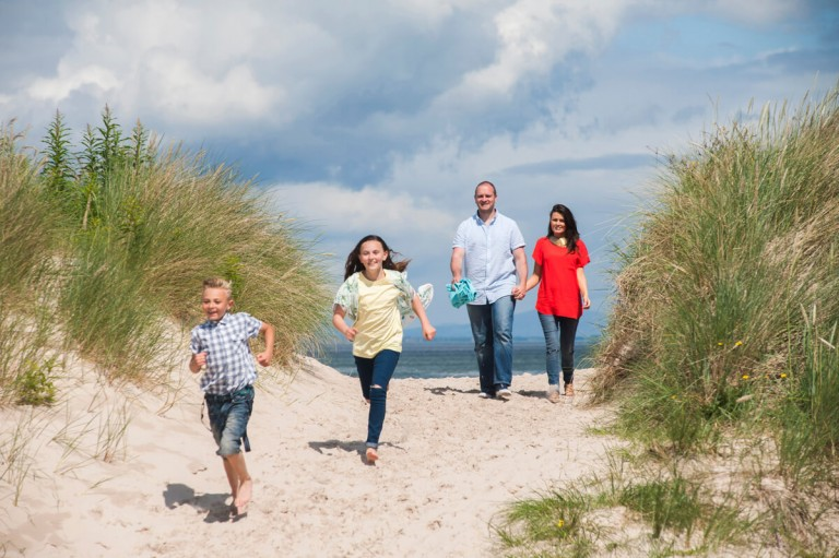 Lifestyle and Location Photography Nairn Scotland