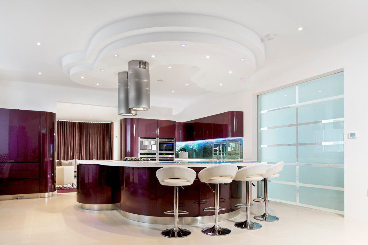 Commercal Interior for Kitchen Manufacturer