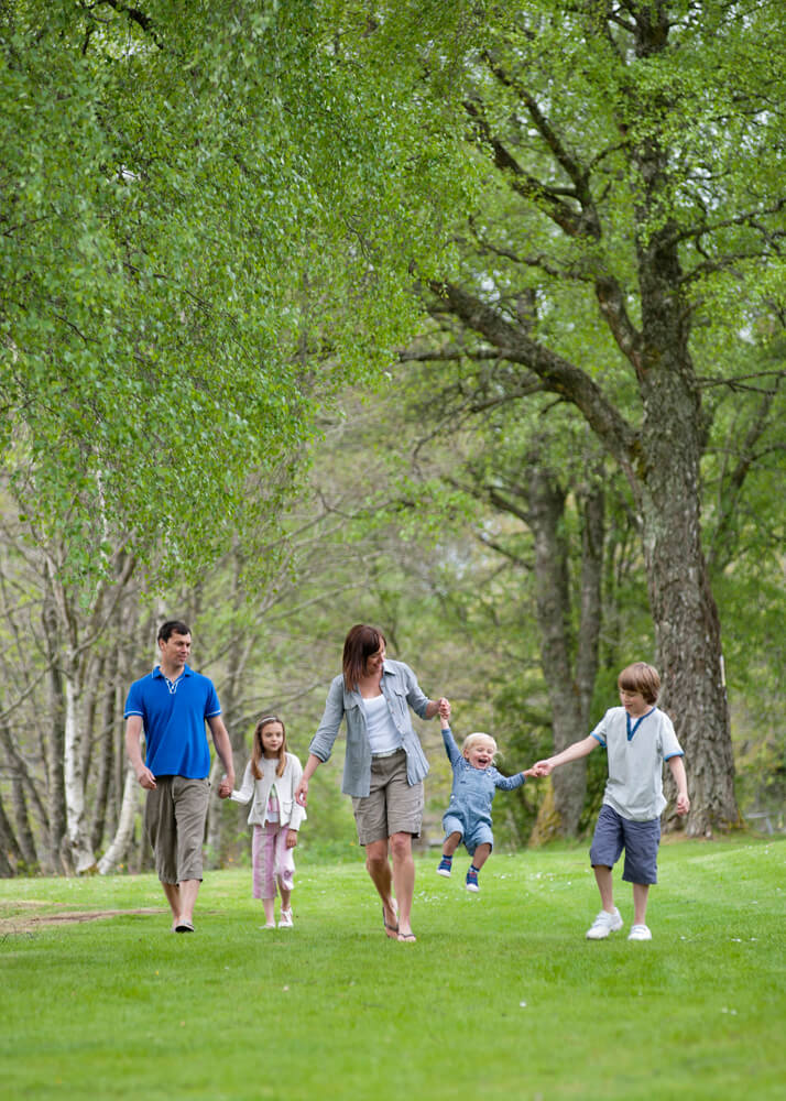Lifestyle and location Photography Perthshire