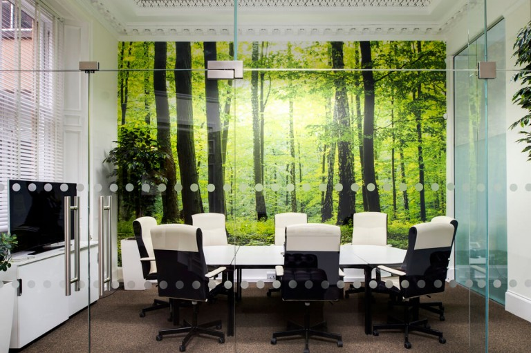 Office Interior Photography Glasgow