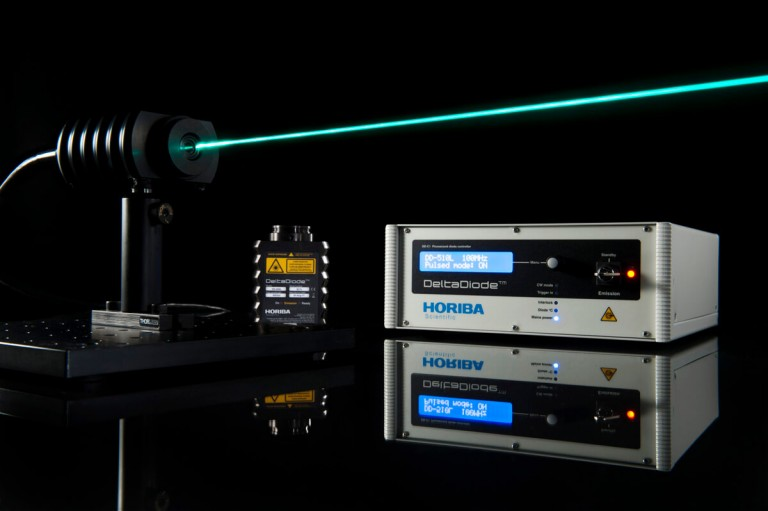 Commercial Product Photography of Laser