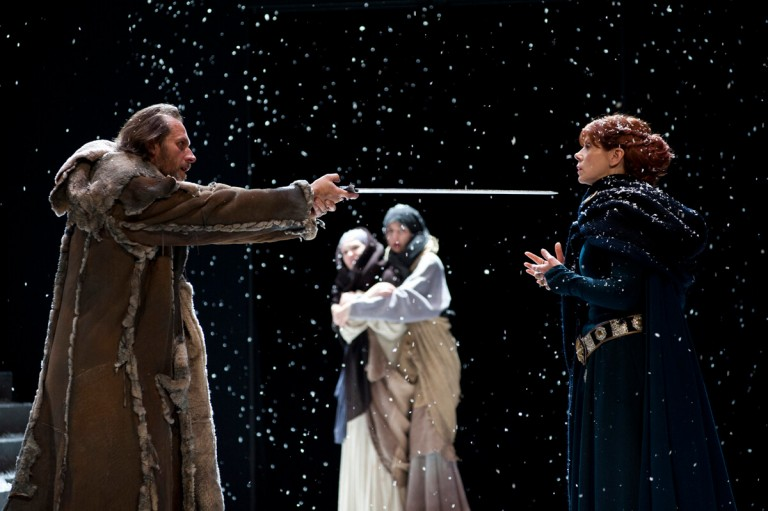 Dunsinane National Theatre Scotland