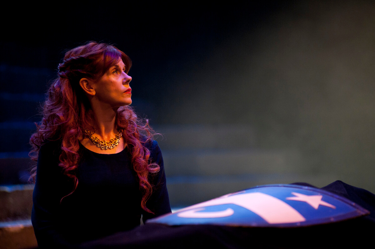 Dunsinane National Threatre Scotland