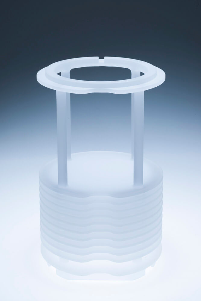 Industrial Glass Product Photographed for Brochure